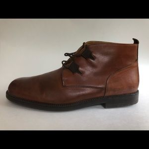 Florsheim Men's Brown Leather Boots